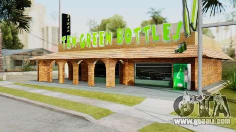 New Bar for GTA San Andreas