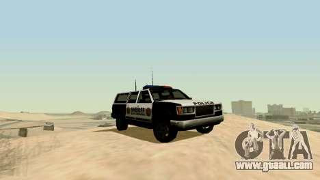 DLC Big Cop and All Previous DLC for GTA San Andreas