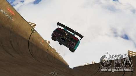 Steep ramp for GTA 5