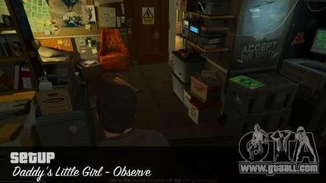 GTA 5 Story Mode Heists [.NET] 0.1.4 tenth screenshot