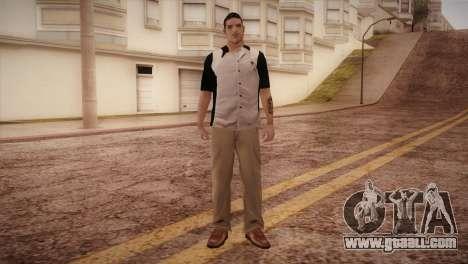 Bowling Player for GTA San Andreas second screenshot