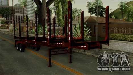 Trailer Log v1 for GTA San Andreas