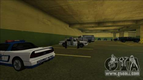 DLC Big Cop and All Previous DLC for GTA San Andreas seventh screenshot