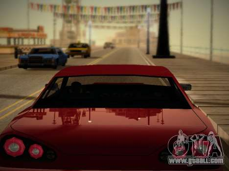 Iceh ENB for GTA San Andreas forth screenshot
