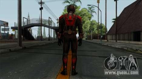 Ant-Man Red for GTA San Andreas third screenshot
