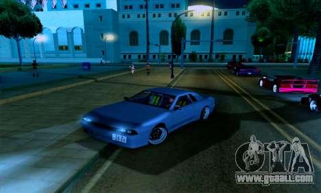 Realistic ENB for Medium PC for GTA San Andreas third screenshot