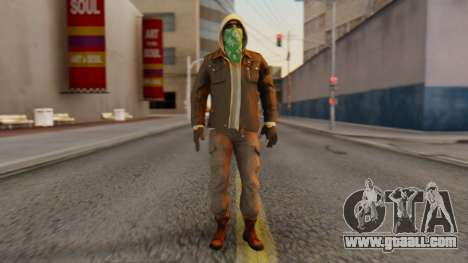 [BF Hardline] Gang Operator for GTA San Andreas second screenshot