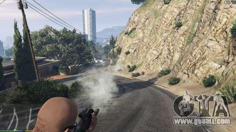 Carbine Bulldog for GTA 5