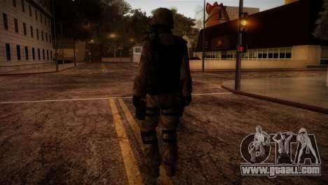 U.S.A. Ranger for GTA San Andreas third screenshot