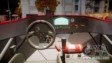 Radical SR8 RX 2011 [16] for GTA 4 back view