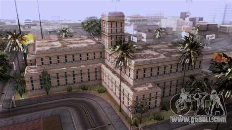 HQ LS Hospital Mipmap 16x for GTA San Andreas