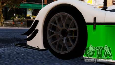 Radical SR8 RX 2011 for GTA 4 right view