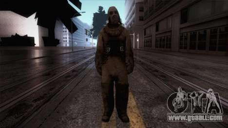 Order Soldier4 from Silent Hill for GTA San Andreas second screenshot