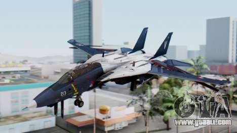 F-14A 213 Koninklijke Marine for GTA San Andreas