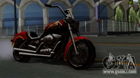 Freeway Avenger for GTA San Andreas
