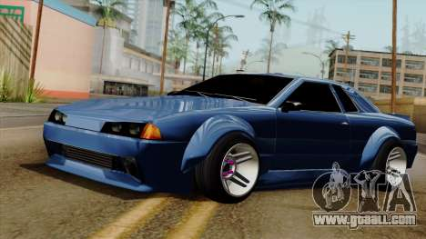 Elegy Rocket Bunny Edition for GTA San Andreas