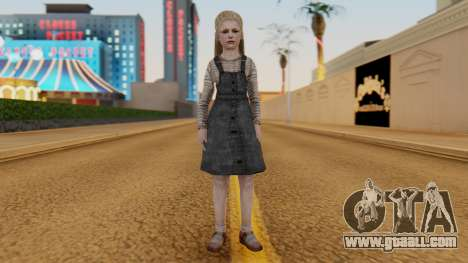 [SH2] Laura Child for GTA San Andreas second screenshot