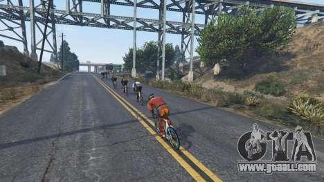 Downhill Racing for GTA 5