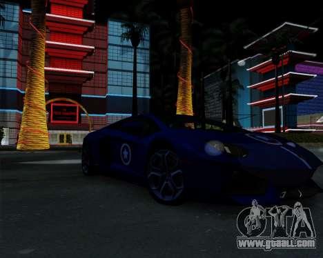 ENB Pizx for GTA San Andreas forth screenshot