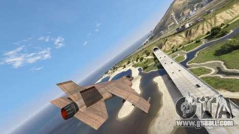 GTA 5 Wooden Hydra third screenshot