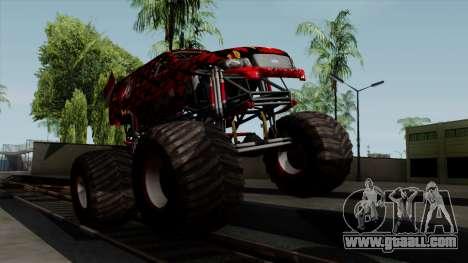 The Seventy Monster v2 for GTA San Andreas