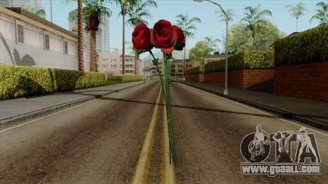 Original HD Flowers for GTA San Andreas
