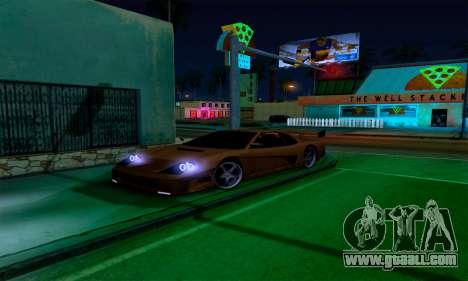 Realistic ENB for Medium PC for GTA San Andreas
