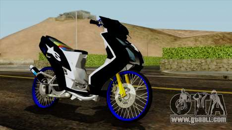 Mio Drag for GTA San Andreas