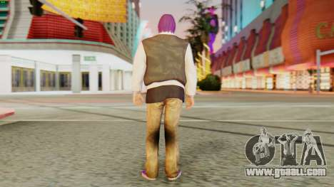 [GTA5] Ballas Member for GTA San Andreas third screenshot
