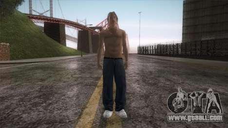 Beach Bum Wmylg for GTA San Andreas second screenshot