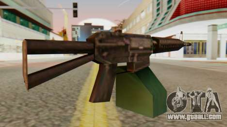 Ares Shrike SA Style for GTA San Andreas second screenshot