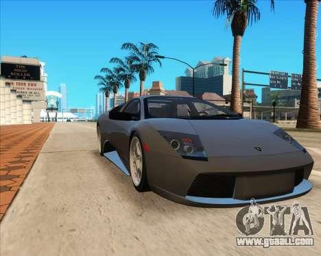Andromax ENB for GTA San Andreas