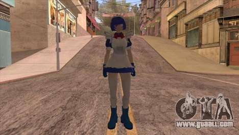 Ryumou for GTA San Andreas second screenshot