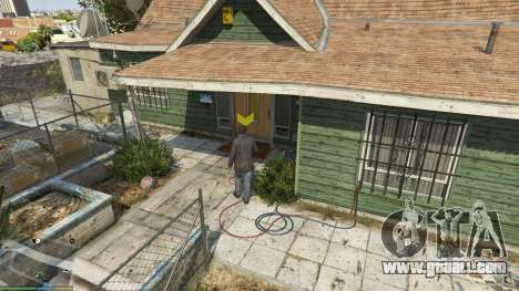 GTA 5 Story Mode Heists [.NET] 0.1.4 fifth screenshot