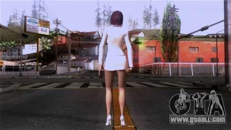 Detailed skin girls for GTA San Andreas third screenshot