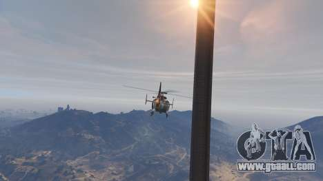 GTA 5 Steep ramp third screenshot