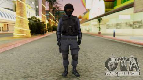 [GTA 5] SWAT for GTA San Andreas second screenshot