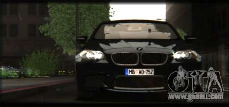 Jungles ENB v 2.5 for GTA San Andreas third screenshot