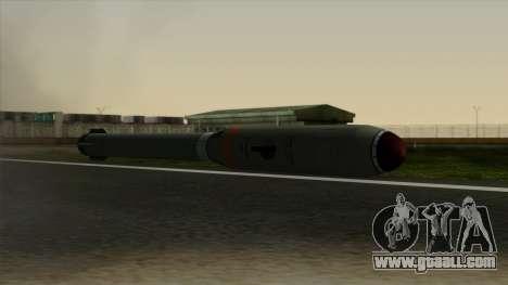 Homing Missile for GTA San Andreas second screenshot