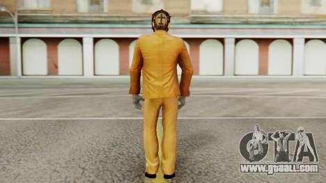 [PayDay2] Dallas for GTA San Andreas third screenshot