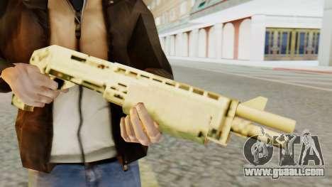 SPAS 12 SA Style for GTA San Andreas third screenshot