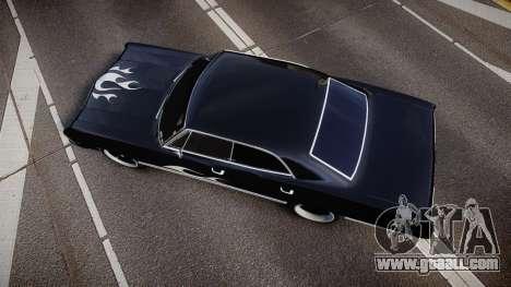 Chevrolet Impala 1967 Custom livery 4 for GTA 4 right view