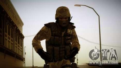 U.S.A. Ranger for GTA San Andreas