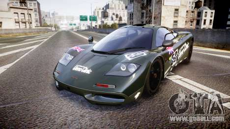 McLaren F1 1993 [EPM] Ueno Clinic for GTA 4