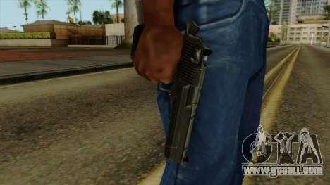 Original HD Desert Eagle for GTA San Andreas third screenshot