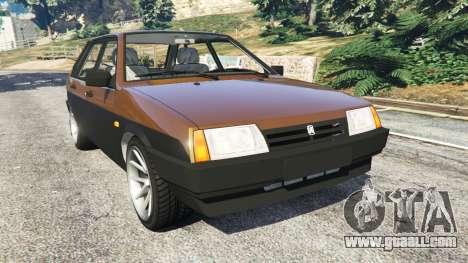 VAZ-21093i for GTA 5