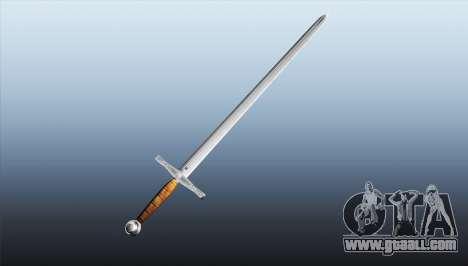 GTA 5 Sword Excalibur third screenshot