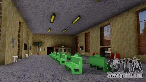 Station in San Fierro Final for GTA San Andreas third screenshot