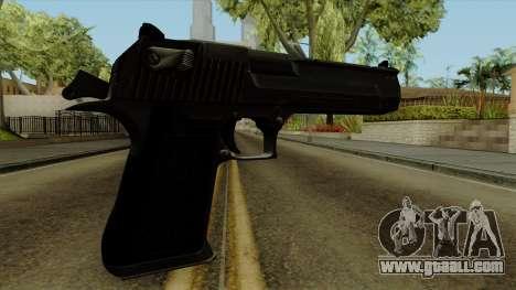 Original HD Desert Eagle for GTA San Andreas second screenshot