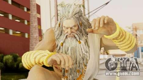 Zeus v2 God Of War 3 for GTA San Andreas